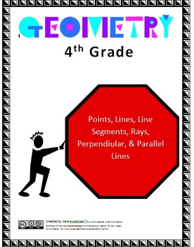 Points, Lines, Rays Lesson Plans