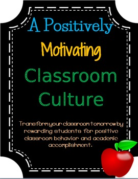 Points System: Positive and Motivating Classroom Management