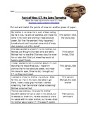 Points of View in E.T. the Extraterrestrial