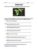 Poison Ivy WebQuest Activity