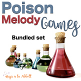 Poison Melody Game: bundle