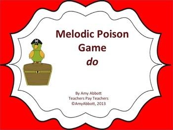 Poison Melody Game: do