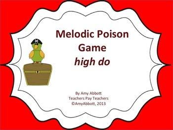 Poison Melody Game: high do
