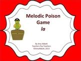 Poison Melody Game: la