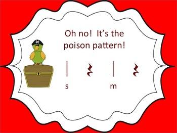 Poison Melody Game: so-mi