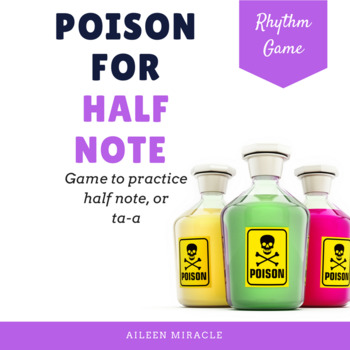 Poison Pattern Set {Half Note}