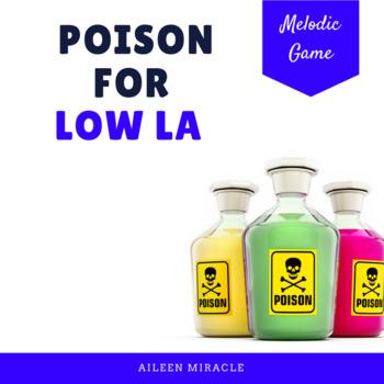 Poison Pattern Set {Low La}
