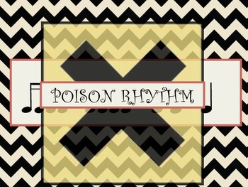 Poison Rhythm Review- Tiri-Tiri