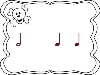 Poison Rhythm Game: half note