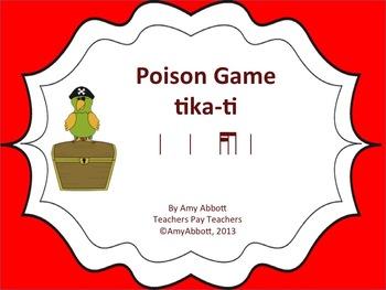 Poison Rhythm Game: tika-ti