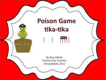 Poison Rhythm Game: tika-tika