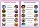 Poisonous and Venomous animals Montessori Sorting cards