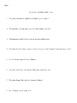 Poisonwood Bible Book 1 Quiz