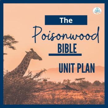Poisonwood Bible Full Unit