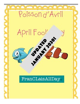 Poisson d'Avril : French April Fool's Day Traditions