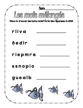 {Poisson d'avril!} April Fool's activities and one prank for French teachers ;)