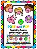 Poke and POP! Beginning Sounds Bubble Gum Center