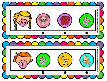 Poke and POP! Beginning Sounds Bubble Gum Center