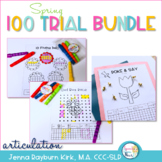 100 Trial Bundle: Spring Articulation