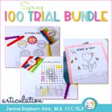 100 Trial Bundle: Spring Articulation