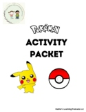 Pokémon Activity Packet
