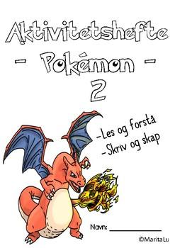 Pokémon - Aktivitetshefte 2