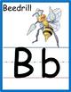 Pokemon Alphabet Wall