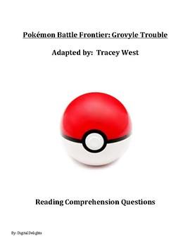Pokémon Battle Frontier: Grovyle Trouble Reading Comprehension Questions