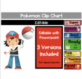 Pokemon Class Management Bundle!