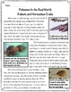 Pokémon Close Read and Worksheets/Activities: Horseshoe Crabs and Kabuto