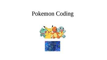 Pokemon Coding