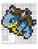 Pokemon Color By Note Collection