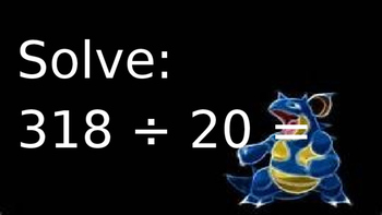 Pokemon Division Review