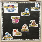 """Pokemon """"Do"""" Choir Bulletin Board"""