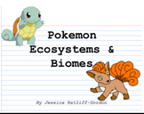 Pokemon Ecosystem & Biome Activities