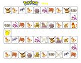 Pokemon: Finding Area Game