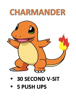 Pokemon Fitness Bundle