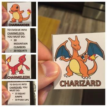 Pokemon Fitness Bundle v2
