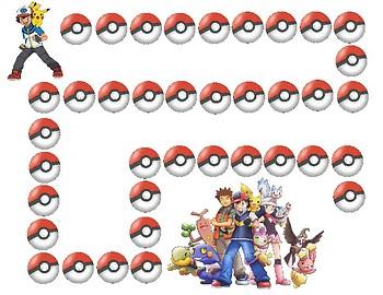 Pokemon Game Board