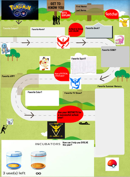 Pokemon Get To Know You