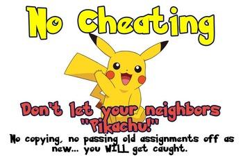 Pokemon Go Classroom Expectations