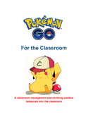Pokemon Go Classroom Management System