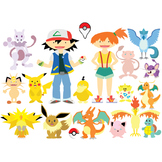 Pokemon Go - Clipart & Vector Set