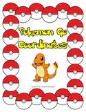 Pokemon Go Coordinate Planes