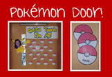 Pokemon Go - Door and Bulletin Board Design!