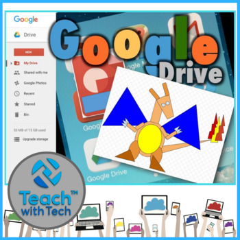 Google Drive Pokemon Go Drawing using Shapes in Google Drawings Charizard