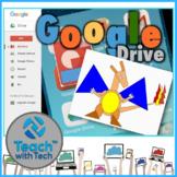 Google Drive Pokemon Drawing using Shapes in Google Drawings Charizard