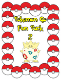 Pokemon Go Fun Pack 2