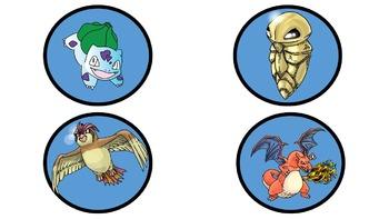 Pokemon Go Game Cards