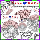 Pokemon Go Mazes (Puzzle)